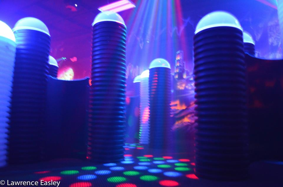 Unlimited Laser Tag, Birthday Parties, Groups, Competition