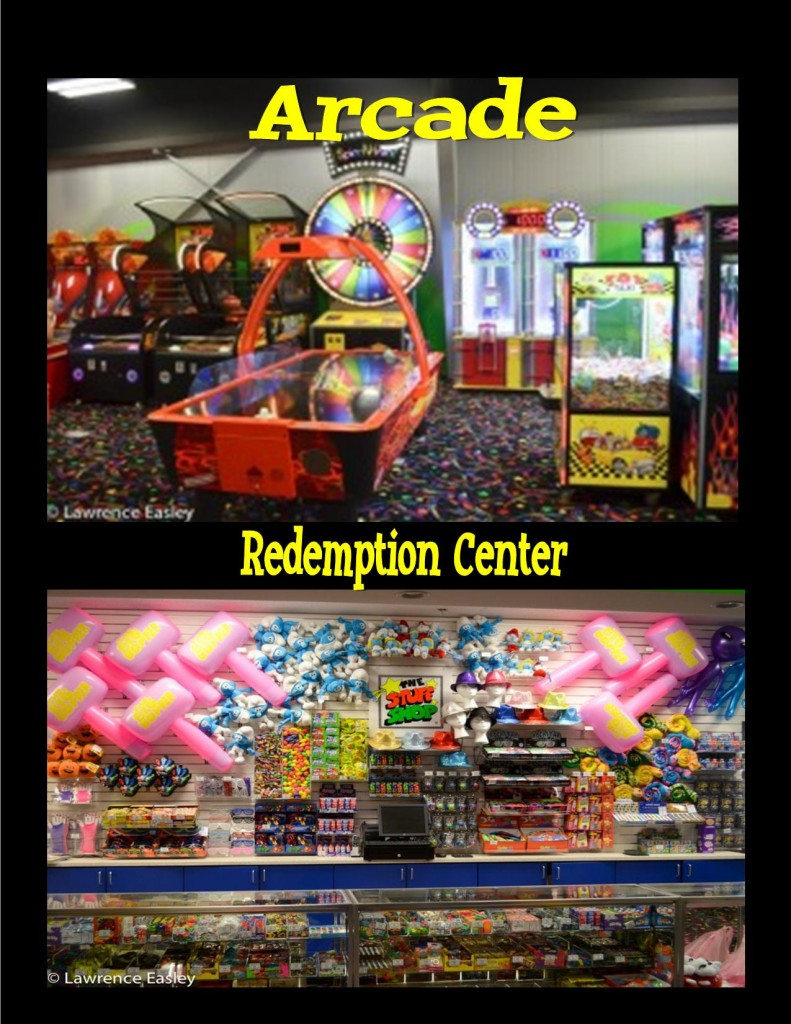 Huge Arcade and Redemption Center in Sharpsburg-Coweta County