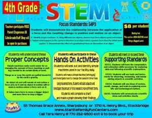 stem 4th grade