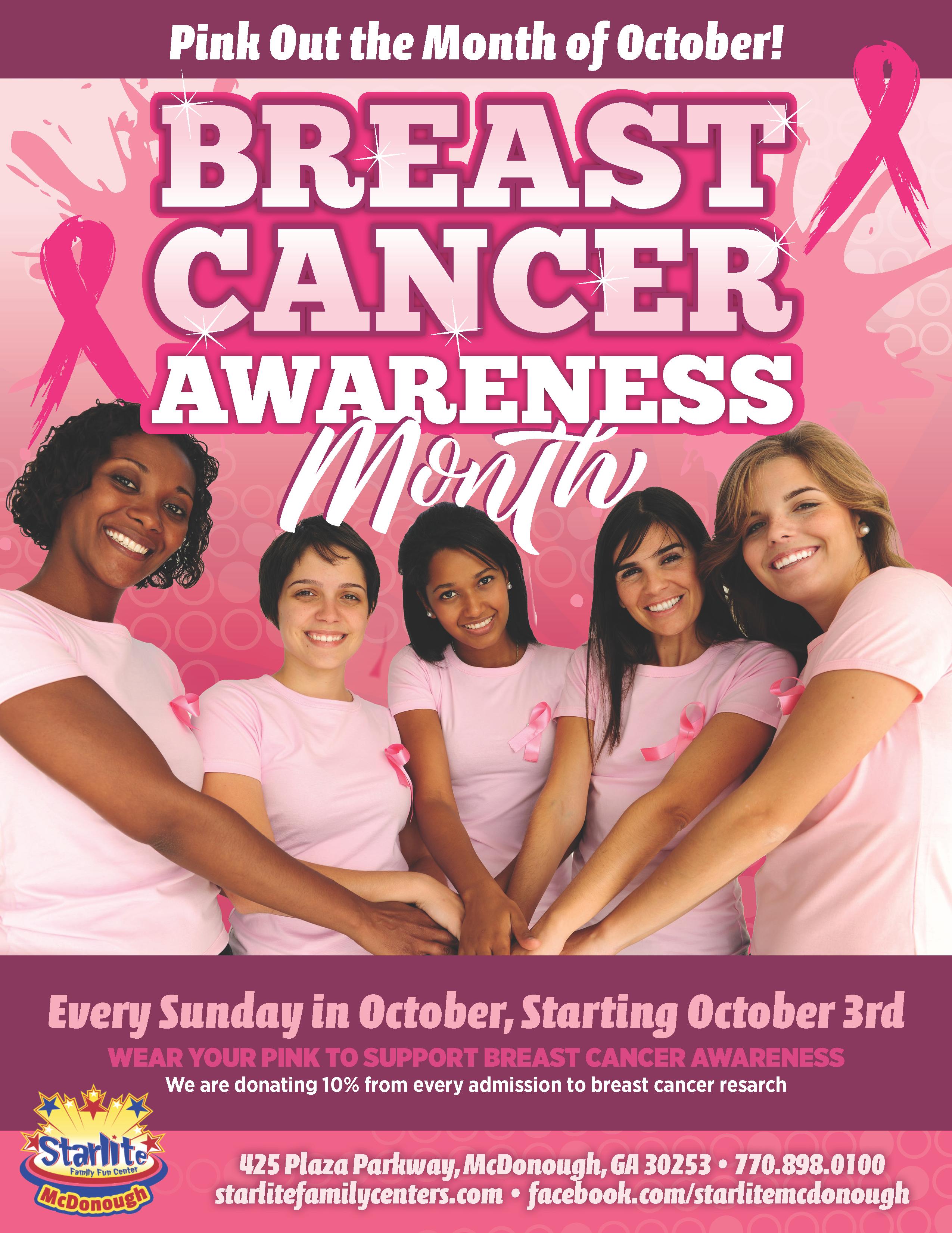 GA21-028 Breast Cancer Awareness Month Flyer-McDonough
