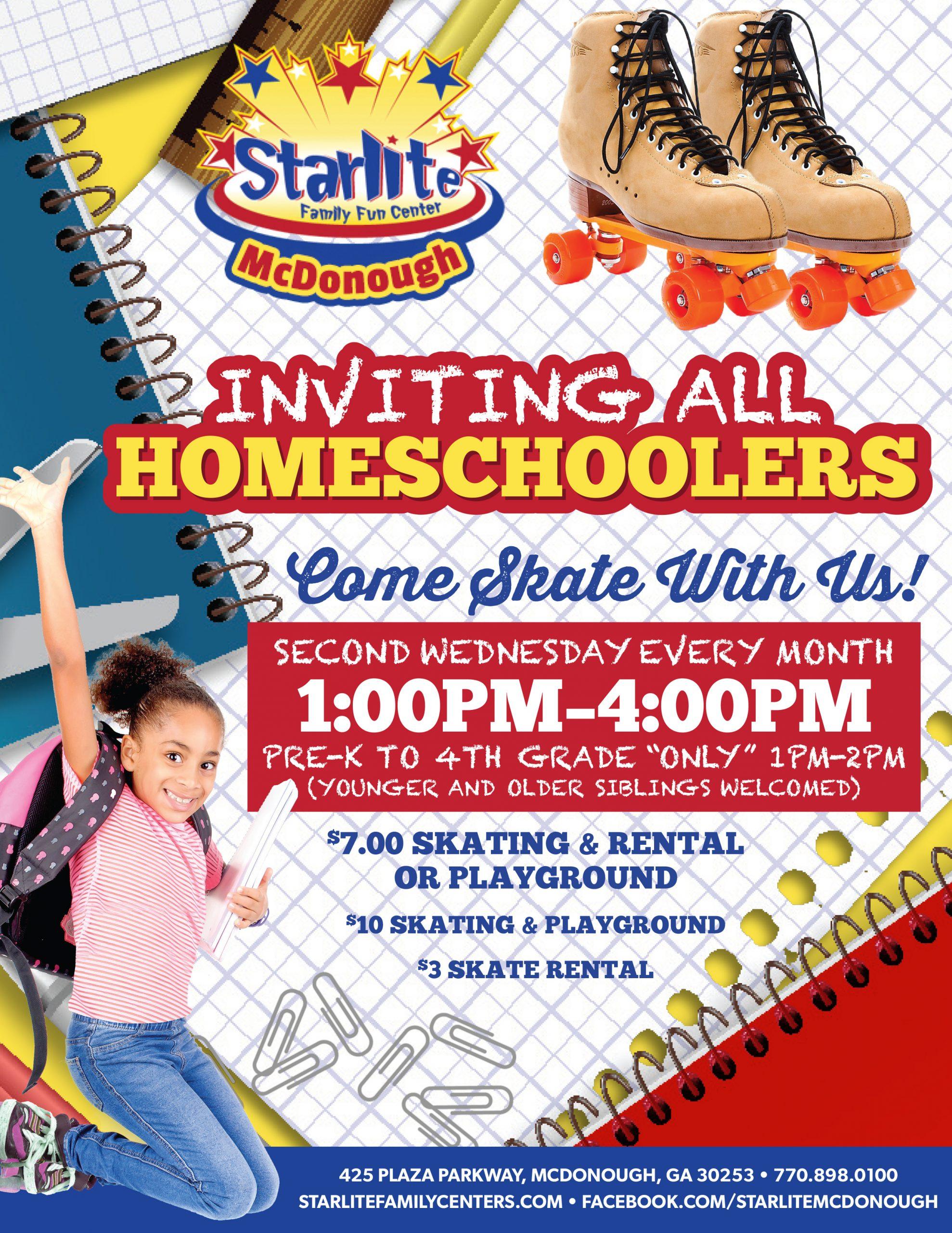 GA21-029 Homeschooler Skate Flyer-McDonough2